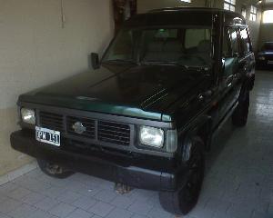 Nissan Patrol En Venta 1999 En Argentina 4x4 Nissan