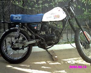 Kawasaki ke 100 Usado 1994