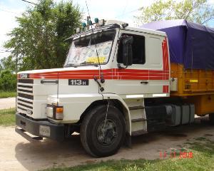 Scania T 113 360 Motor Ecologico En Venta 1993 En