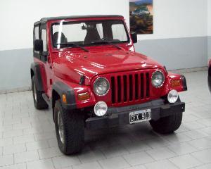 Jeep Wrangler Usado >> Jeep Wrangler en Venta 1998 en Argentina - 4x4 Jeep Wrangler Usado en Venta