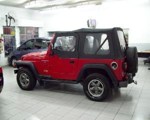 Jeep Wrangler Usado 1998