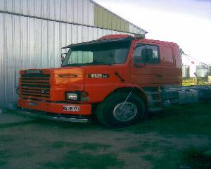 Scania 112 En Venta 1985 En Argentina Camiones Scania