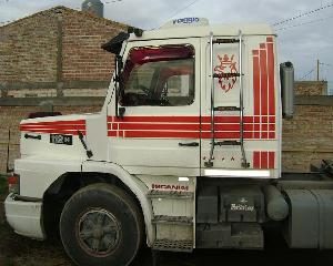 venta de camiones scania: