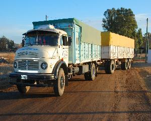 Mercedez Benz 1518 En Venta 1984 En Argentina Camiones