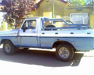 Ford F 100 En Venta 1976 En Argentina Pick Up Ford F
