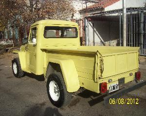 Jeep Ika en Venta 1961 en Argentina - Pick up Jeep Ika ...